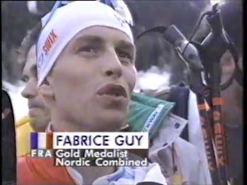 1992 Winter Olympics - Individual Nordic Combined
