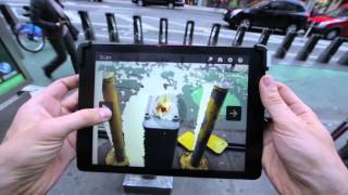 Freedom To Scan  The ISense 3D Scanner For IPad
