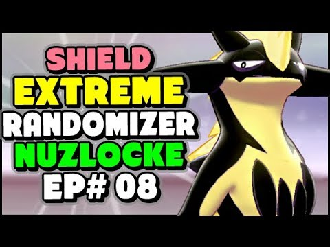 Shadow Toxtricity, Meltan & MORE! - Pokemon Sword and Shield Extreme Randomizer Nuzlocke Episode 8