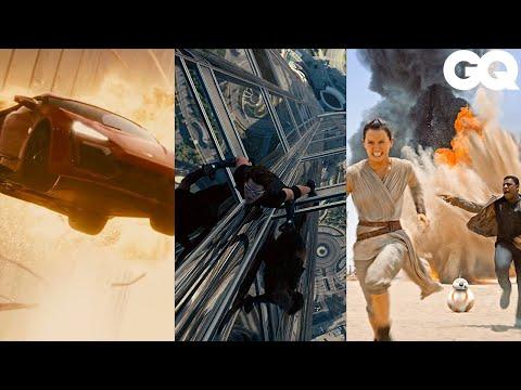 Five Blockbuster Movies Filmed In The UAE