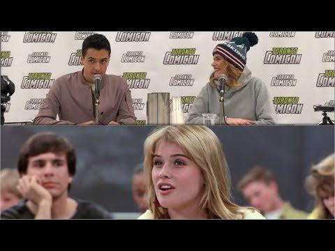 EXTRA: Kristy Swanson Recreates Ferris Bueller !