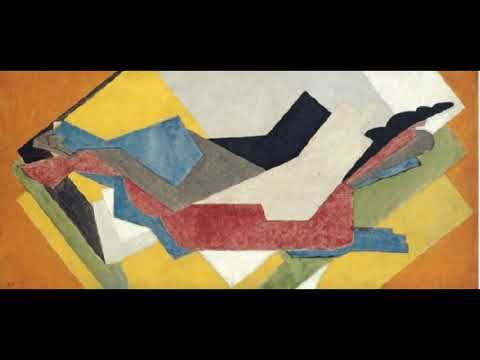 Jacques Villon  雅克·維龍 (1875-1963) Cubism French