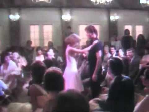Dirty dancing (Scène finale/making off)