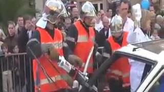 exercice desincarceration pompiers mulhouse