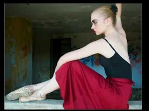 Ballet Photo's of Heather Leigh Cahoon