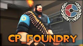 [Team Fortress 2] СОРЕВНОВАТЕЛЬНЫЙ РЕЖИМ! CP_FOUNDRY!