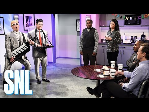 Cut for Time: Retirement Party - SNL (Paul Rudd)