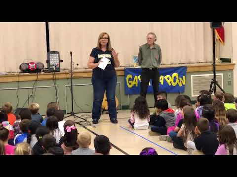 Marsh Creek Elementary School observes National School Walkout Day