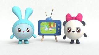 Малышарики Новые серии - Ушки (27 серия) Мультики для самых маленьких детей 0,1,2,3,4 года
