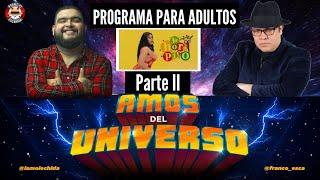Los Amos del universo.- Programas de adultos parte 2