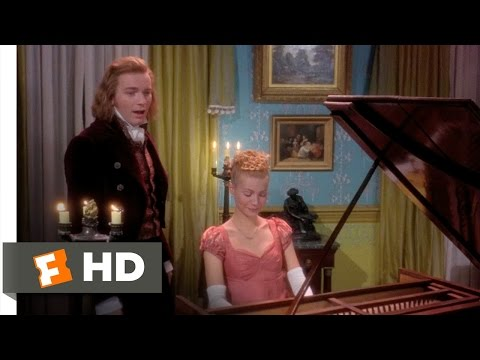 Emma (5/10) Movie CLIP - Duet with Mr. Churchill (1996) HD