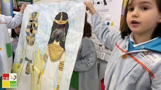 """""""El valor de ser persona"""" Educación Infantil. COLEGIO SANTA ANA DE SEVILLA. CURSO ACADÉMICO 2020-21."""