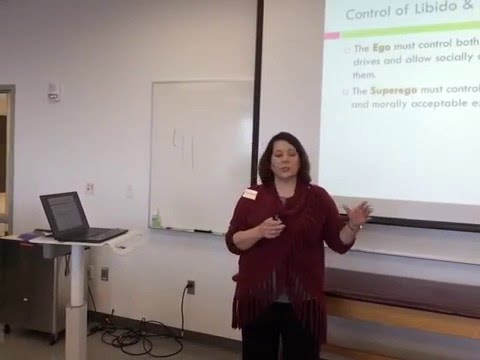 Psychodynamic Frame of Reference Lecture