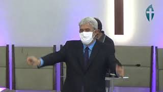 #24 - Culto Online   Rev. Robson Ramalho