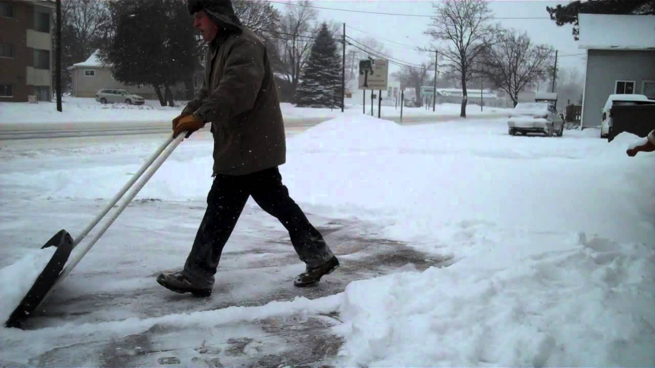 best manual snow plow in the world best snow plow money can buy environment friendly youtube [ 1280 x 720 Pixel ]