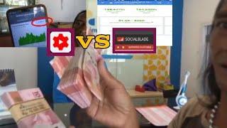 Gaji YouTube dari SOCIAL BLADE apakah benar?Melihat GONDRONG LABANAN GAJIAN