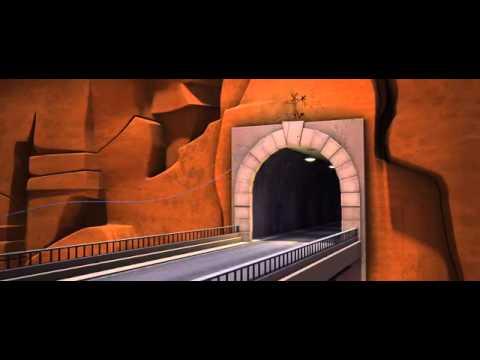 Безумные мелодии: Дорожный бегун и койот.3.