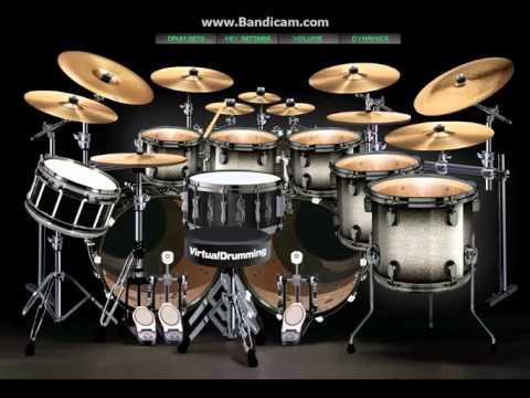 Virtual drum-dewi threesixty