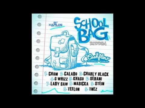 School Bag Riddim Instrumental (Cash Flow Records) Jan 2012