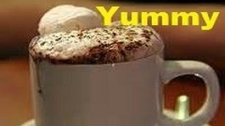 Rich Christmas Candy Cane Marshmallows Hot Cocoa Recipe,