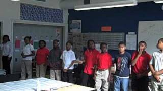 Covey's 7 Habits for Highly Effective People by Detroit Leadership Academy Students