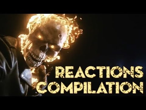 Johnny Blaze Reveal | Agents Of S.H.I.E.L.D. S04E06 - Reactions Compilation