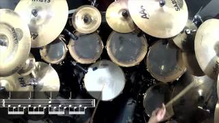 George Kollias: Odyssey of Double Bass Drumming, Lesson 4