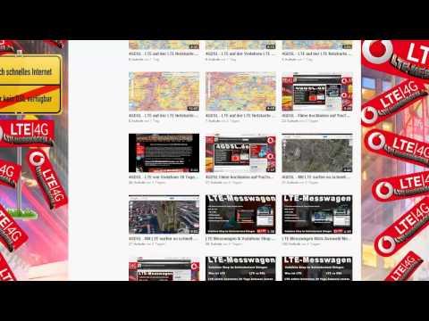 4GDSL - Surfen mit DSL 16.000 und gleichzeitig einen Filme hochladen auf YouTube