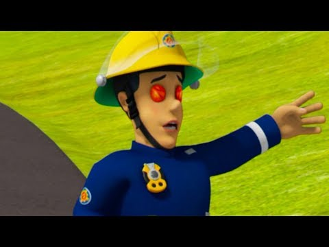 Fireman Sam full episodes HD   Putting out the fire compilation - Clumsy Elvis! 🚒 🔥Kids Movie