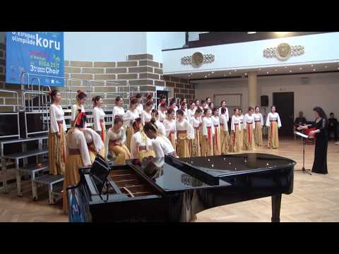 00027 The Grand Prix of Nations Riga 2017: Adult Choirs (GP4) 19.07.2017