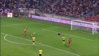 Moments forts de L'Olympique Lyonnais