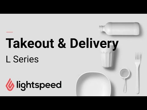 Takeout and Delivery