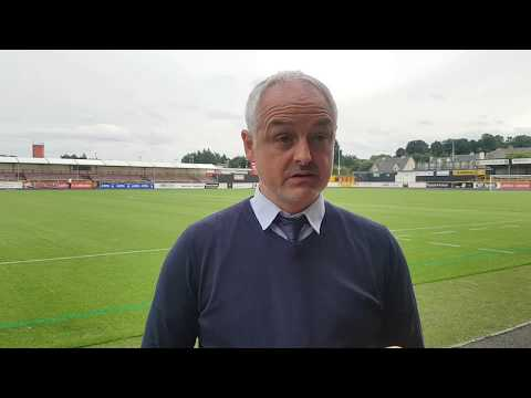Ray McKinnon: Alloa Athletic match reaction