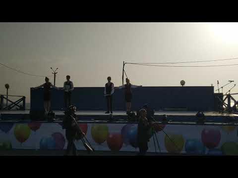 """""""От винта"""": праздничное мероприятие для выпускников школ города Холмск"""