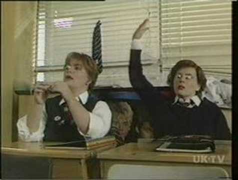 French and Saunders - Schoolgirls