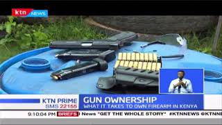 Gun Ownership: Do You Know You Don't Have To Be A Trained Firearm Dealer To Own A Gun In Kenya?