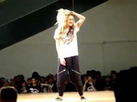 Chachi Performance at World of Dance Bay...