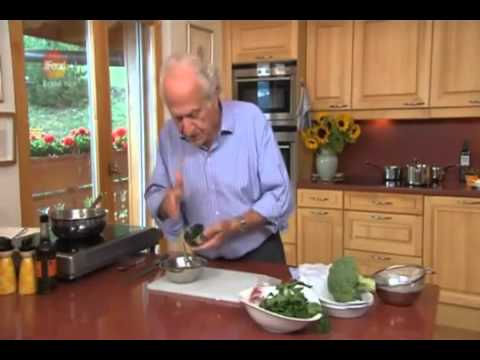 Michel Roux   Poached Salmon with Bois Boudran Sauce   YouTube
