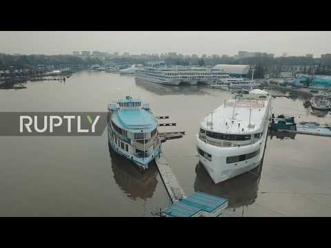 Russia: Going, going, gone! 'Stalin's yacht' to be sold for mere €280,000