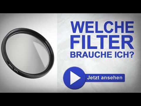 Polfilter und UV-Filter für Spiegelreflexkameras - Kaufberatung