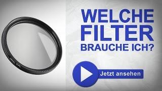 Filter: Polfilter und UV-Filter für Spiegelreflexkameras - Kaufberatung und