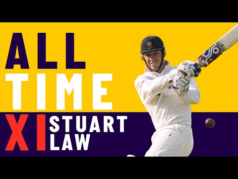 Lara, Sehwag & Warne - Stuart Law's All Time XI