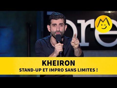 Kheiron - 'Stand-up et Impro sans limites !'