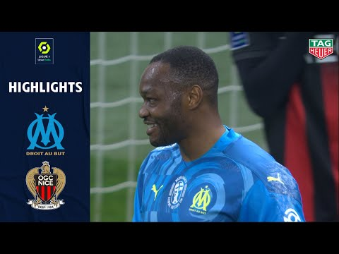 Marseille Nice Goals And Highlights