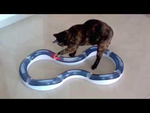 Catit Senses Super Roller Circuit - Luna