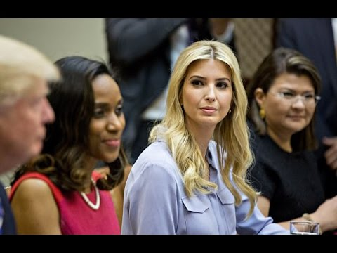 Poll show Ivanka Trump has the highest approval ratings of any other White House staffer.
