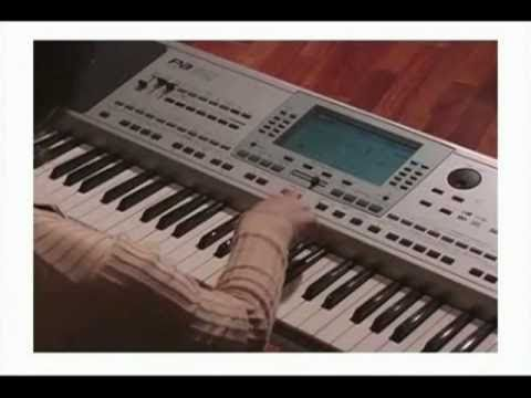 KORG PA 50 official japanese product introduction (part 2 ...