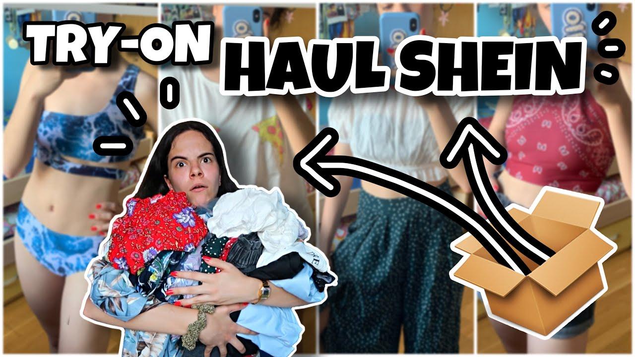 Try-On HAUL SHEIN!! 👙 | @luciolsa