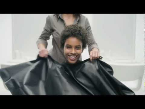 This Is My First Choice Haircutters 2013 - Ad #1