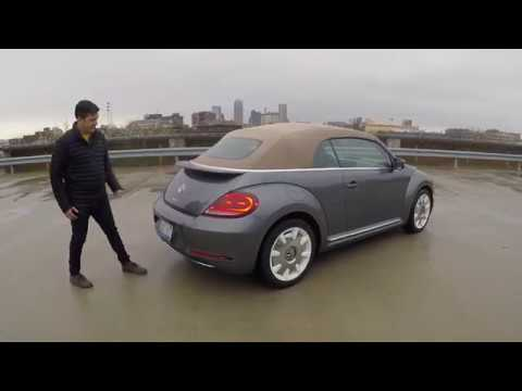 2019 VW Beetle   Complete Review   with Casey Williams